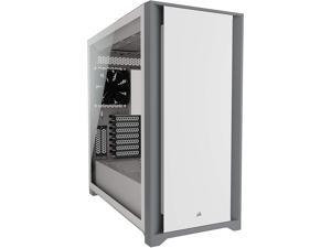 Corsair 5000D Tempered Glass Mid-Tower ATX PC Case - White