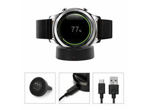 For Samsung Gear S2 S3 Classic/Frontier Wireless Charging Dock Cradle Charger US