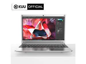 KUU-Kbook Pro 14.1inch Laptop Intel Celeron Processor N3450 Up to 2.2GHz 6GB DDR4 RAM 256GB SSD Windows 10 Notebook Computer