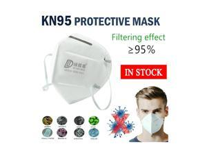 10pcs Pm2.5 Dust Mask Fine Air Filter Odor Smog Cotton Dust Mouth Face Mask