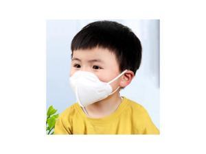 10pcs Kids KN95 Mask AS N95 Protective Face Mask 5-Layers For 3 to 12 Years Old Children Mask