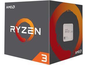 AMD RYZEN 3 1300X 4-Core 3.5 GHz (3.7 GHz Turbo) Socket AM4 65W YD130XBBAEBOX Desktop Processor(Don't take the radiator)
