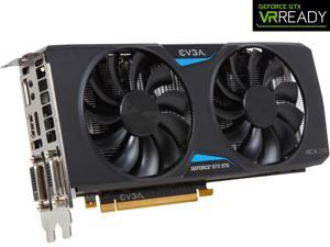EVGA GeForce GTX 970 04G-P4-2974-KR 4GB SC GAMING w/ACX 2.0, Silent Cooling Graphics Card Double fan