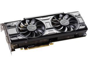 EVGA GeForce GTX 1070 GAMING, 08G-P4-5171-KR, 8GB GDDR5, ACX 3.0 & Black Edition Double LED lights overclocking game graphics double wind