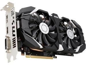 MSI GeForce GTX 1060 DirectX 12 MSI-GeForceGTX10606GTOC-RFB 5GB 192-Bit GDDR5 PCI Express 3.0 x16 HDCP Ready Video Card