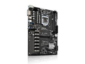 ASRock H110 Pro BTC+  ATX Mining Motherboard Motherboard/i7 6700/7700 6500/6600 support i5 1151 k