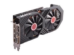 XFX Radeon RX 580 DirectX 12 RX-580P427D6 4GB 256-Bit DDR5 PCI Express 3.0 CrossFireX Support GTS XXX Edition Video Card w/ Backplate