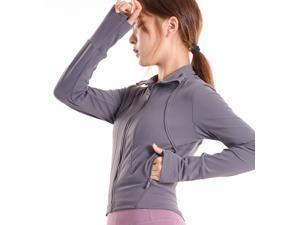 Fashion women's multifunctional Yoga Fitness jacket