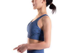 Women's Vest Gym Sports Bra Yoga Fitness Tops Activewear Workout Clothes
