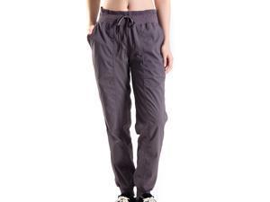 Womens Casual Sports Elastics Loose Pants Athletic Long Trousers