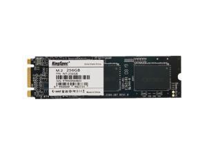 KingSpec 256GB M.2 SSD 2280 SATA III 6 Gb/s 3D NAND NGFF Internal Solid State Drive (NT-256)