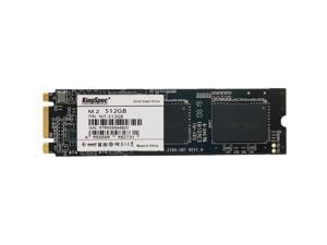 KingSpec 512GB M.2 SSD 2280 SATA III 6 Gb/s 3D NAND NGFF Internal Solid State Drive (NT-512)
