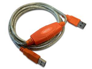 Laplink 6' USB 2.0 High-Speed Transfer Cable for PCmover