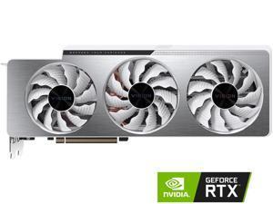 GIGABYTE Vision GeForce RTX 3070 Ti 8GB GDDR6X PCI Express 4.0 x16 ATX Video Card GV-N307TVISION OC-8GD