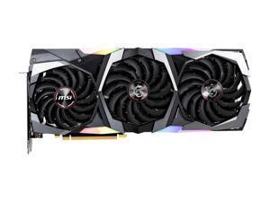 MSI GeForce RTX 2070 SUPER DirectX 12 RTX 2070 SUPER GAMING X TRIO 8GB 256-Bit GDDR6