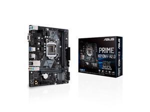 PRIME H310M-F R2.0 Intel® H310 Chip mATX Motherboard 32GB DRR4 for LGA 1151