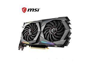 MSI GeForce GTX 1660 SUPER DirectX 12 GTX 1660 SUPER GAMING Z PLUS 6GB Overclocking Limited Edition 192-Bit GDDR6 PCI Express 3.0 x16 HDCP Ready Video Card