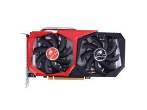 Colorful GeForce GTX 2060 6G 1680MHz/14Gbps GDDR6 Gaming Graphics Card with Dual Fan Gaming Video Cards