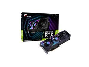 COLORFUL iGame GeForce RTX 3060 Ti 8GB GDDR6 PCI Express 4.0 x16 Video Card RTX 3060 Ti Ultra OC LHR