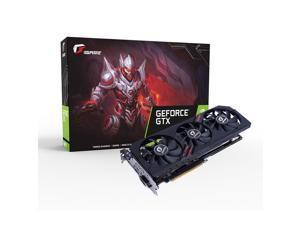 COLORFUL iGame GeForce GTX 1660 Ti 6GB GDDR6 PCI Express 3.0 x16 Video Card GTX 1660 Ti Ultra