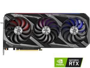ASUS ROG Strix GeForce RTX 3070 8GB GDDR6 PCI Express 4.0 x16 Video Card ROG-STRIX-RTX3070-O8G-V2-GAMING LHR