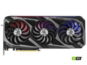 ASUS ROG Strix GeForce RTX 3080 10GB GDDR6X PCI Express 4.0 x16 Video Card ROG-STRIX-RTX3080-O10G-V2-GAMING LHR