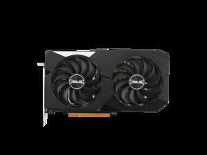 ASUS Dual Radeon RX 6600 XT 8GB GDDR6 PCI Express 4.0 CrossFireX Support ATX Video Card DUAL-RX6600XT-O8G