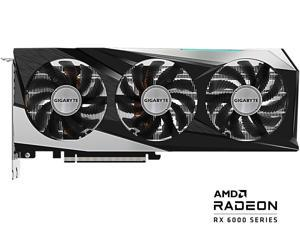 GIGABYTE Radeon RX 6600 XT GAMING OC PRO 8G Graphics Card, WINDFORCE 3X Cooling System, 8GB 128-bit GDDR6, GV-R66XTGAMINGOC PRO-8GD Video Card