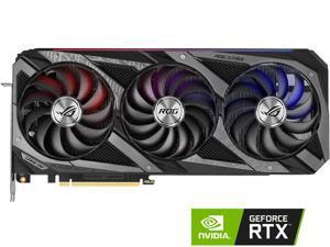 ASUS ROG Strix GeForce RTX 3070 Ti 8GB GDDR6X PCI Express 4.0 x16 Video Card ROG-STRIX-RTX3070TI-O8G-GAMING