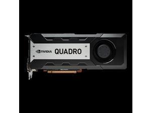 NVIDIA Quadro K6000 12GB GDDR5 384-bit PCI Express 3.0 x16 Full Height Video Card - OEM Packing