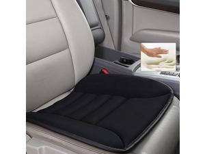 Big Ant Car Seat Cushion Pad Memory Foam Seat Cushion,Pain Relief Cushion Comfort Seat Protector for Car Office Home Use -  1 Pack