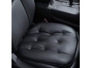 Big Ant Car Seat Pad Leather Seat Pad Soft Car Seat Cushion Comfort Removable Seat Protector for Car Office Home Use Four Seasons General 1pc