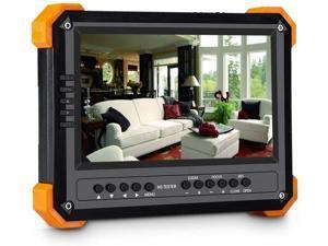 """7"""" TFT LCD HD-TVI AHD VGA HDMI CVBS CCTV Security Tester Camera Monitor Tester"""
