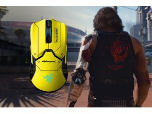 Razer Viper Ultimate with Charging Dock - Cyberpunk 2077 Edition Ambidextrous Gaming Mouse with Razer HyperSpeed Wireless