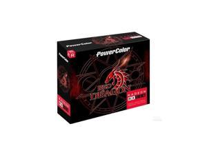 PowerColor Red Dragon RX 550 4GB GDDR5 Graphics Card 128Bit