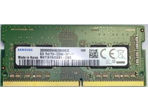Samsung 8GB DDR4 3200MHz PC4-25600 1.2V 1Rx8 260-Pin SODIMM Laptop RAM Memory Module M471A1K43DB1-CWE