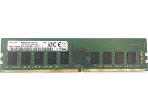 Samsung 16GB ECC DDR4 2666MHz PC4-21300 1.2V 2Rx8 288-Pin ECC UDIMM Server RAM Memory Module M391A2K43BB1-CTD