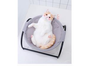 Cat rocking chair cat litter kitty cat tray pet marching bed dog sleeping litter winter warm removable cat litter