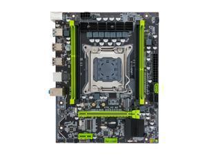 X79M-CE5 Motherboard Intel C602 X79 LGA 2011 Xeon E5 ECC REG DDR3 128GB M.2 NVME NGFF SATA3.0 USB3.0 Server Mainboard