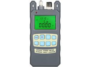 Fiber Optic Cable Tester Visual Fault Locator Portable Optical Power Meter Sc and Fc Connector Fiber Tester