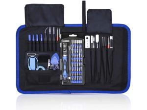 Screwdriver Set with Magnetic Driver Kit, Professional Electronics Repair Tool Kit with Portable Oxford Bag for Laptop, iPhone, iPad, Cellphone, Watch, PC, Computer, Camera