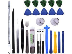26 in 1 Professional Opening Pry Tool Repair Kit for Mobile Phone Hand Tools Set