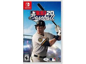 RBI 20 Baseball, Nintendo Switch