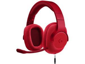 Logitech G433 7.1 Wired Gaming Headset with DTS Headphone: X 7.1 Surround for PC, PS4, PS4 PRO, Xbox One, Xbox One S, Nintendo Switch