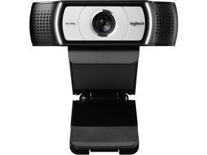 Logitech C930c 1080P HD Video Webcam-Black
