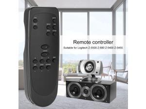 Replacement Computer Speaker Remote Control For Logitech Z-5500 Z-680 Z-5400