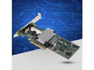 Fr LSI 46M0851 IBM M5015 Megaraid SAS 9260-8i SATA Controller RAID 6G PCIe x8 CL