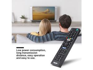 Replacement TV Remote Control Controller for Sony Samsung Philips Universal TV