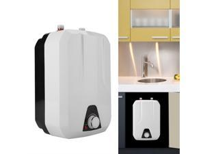 1500W 8L Electric Water Heater Instant Tankless Water Heater Hot Water System