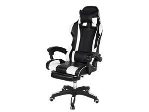 Game Chair Adjustable E-sports Chair Ergonomic Office Lounge Chair Massage Waist Chair Electron